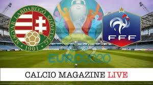 Euro 2020, Ungheria - Francia: le formazioni ufficiali