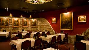 Chart House Restaurant Tampa Bay For Retro Decadence Berns Steak House In Tampa Still