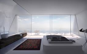 Home Design Greece Bedroom With A View Modern Holiday House Greece Interior