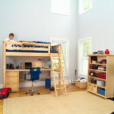 metal bunk bed with desk. 64 Most Outstanding Loft Bed Desk Combo Full Size Metal Bunk With Kids Under Innovation