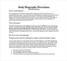 biography example executive biography example change leader  biography example essay