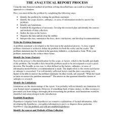 best photos of formal report sample writing analytical example masir other size s