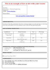 Resume Resume Sample Doc 1 Example Word Mba Format Best Curriculum
