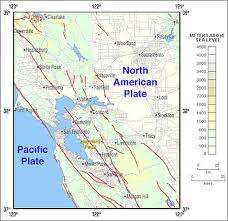 Along the line where the earth and the fault plane meet, is what is known as a fault line. Hayward Fault Zone Wikipedia