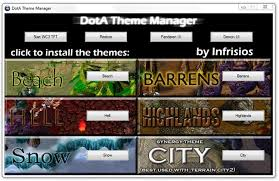 download dota theme manager official version
