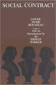 com social contract essays by locke hume and rousseau com social contract essays by locke hume and rousseau 9780195003093 john locke david hume jean jacques rousseau sir ernest barker books