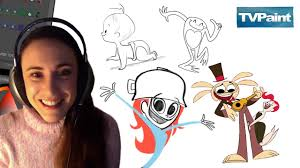 Being A Freelance 2d Animator With Joanna Davidovich Tvpaint