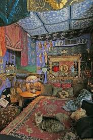 Small Picture How To Create A Bohemian Atmosphere In Your Home Bohemian Boho