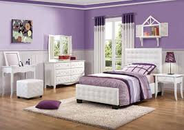 Fetching Girl Bedroom Design And Decoration For Your Lovely Daughters :  Excellent Purple Girl Bedroom Decoration