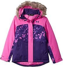 Under Armour Kids Girls Ua Rocky Pine Jacket Big Kids