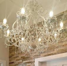 inspiration about raindrop crystal chandelier engageri with regard to cream crystal chandelier 6 of