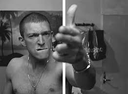 a film studies representation of the banlieue in la haine in this essay i shall be looking at how kassovitz uses mise en scene cinematography editing and sound in his film la haine d kassovitz 1995