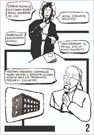 Relacje z dzielnicowego Departamentu Propozycji rysuje Monika Dzik. Odsłona ursynowska. c.d.n.. Posted by Redaktor at 11:43 on październik 17th, 2011. - komiks_ursynow2