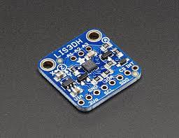 arduino adafruit lis3dh triple axis accelerometer breakout arduino