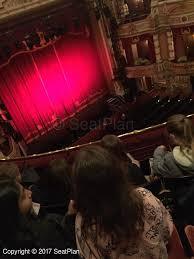 Fulton Theater Seating Chart 52 Organized Edinburgh Festival Theatre Seating Chart