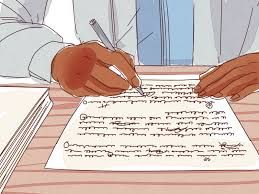 awesome collection of foreign aid essay perfect how to   bunch ideas of how to write a personal essay 14 steps pictures wikihow cool how