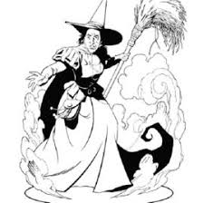 Small Picture Wicked Witch Coloring Pages PrintableWitchPrintable Coloring