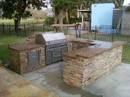 Prefabricated Outdoor Kitchen Kits Prefab Outdoor Kitchens Plan The Benefit Of Using Prefab Outdoor