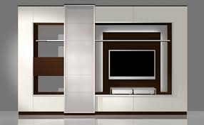 Small Picture Contemporary Wall Unit Design for Living Room Furniture Partout