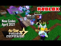 Roblox's all star tower defense is all about pulling out creativity while crafting new building units to keep away the enemies from reaching you. All Star Tower Defense Code April 06 2021