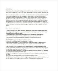 Example Summary Essay Example Of A Summary Essay Sample Research Proposal Psychology