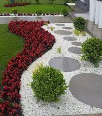 rock garden landscaping design ideas