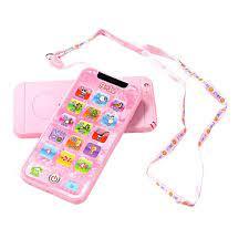 Điện thoại đồ chơi có nhạc cho bé - Đồ chơi sơ sinh
