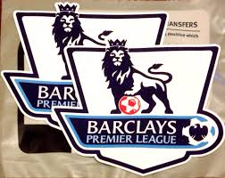 2013-14/15/16 FA Premier League Official SportingiD PS-PRO Football Soccer  Badge Patch Set