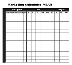 Free Daily Schedule Templates For Excel Daily Sales Report Template ...