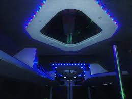 rooftop lighting. Iveco Bus Rooftop Lights Lighting