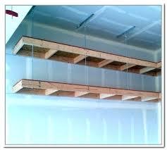 how to build garage ceiling storage garage ceiling storage plans overhead garage organization google search hanging