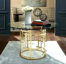 modern entrance table round entrance table modern entry brass glass table by entrance mid century entry