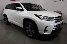 New 2018 Toyota Highlander LE Sport Utility in Escondido #1018140 ...