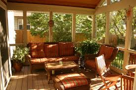 covered porch furniture. screened porch designs traditional with wicker patio furniture screenedin po covered o
