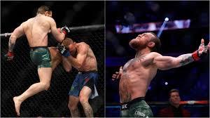 WATCH: Conor McGregor took just 40 seconds to beat Donald ...