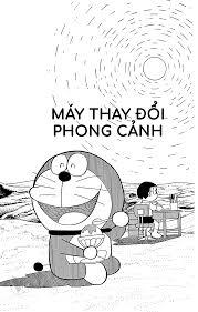 Tập 16 - Chương 16: Máy thay đổi phong cảnh - Doremon - Nobita