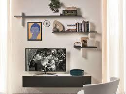 TV Wall Shelf Wood in Different Styles - http://www.ixmatch.com/tv ...