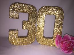 Gold Birthday Decorations 17 Best Ideas About 30th Birthday Decorations On Pinterest