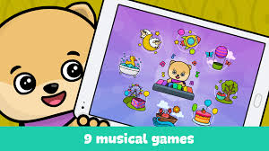 Baby piano and music games for kids and toddlers - Android Apps on ...
