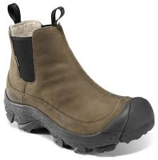 Product image for Dark Earth KEEN Anchorage Winter Boots - Men\u0027s | REI Co-op