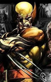 Pin di Wolverines