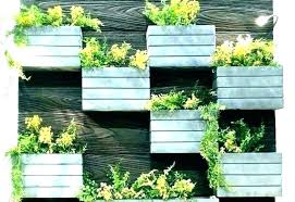 outdoor wall planter outdoor wall planters planter living ideas indoor ceramic outdoor wall planters wrought iron