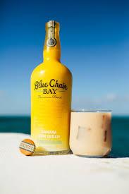 Blue Chair Bay Coconut Spiced Rum Cream Calories