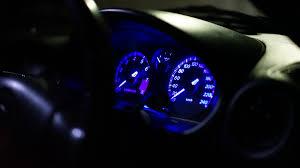 Miata Led Interior Lights Mazda Mx5 Miata Nb Dash Cluster Led Kit Blue
