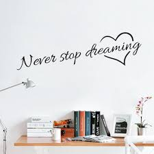 wall art inspirational quotes