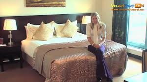 Airport Bed Hotel Carlton Hotel Dublin Airport Ireland Unraveltravel Tv Youtube
