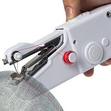 Hand Sewing Machine How To Use