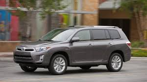 Toyota Highlander 3.5 2013 Technical specifications | Interior and ...
