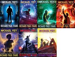 michael vey series