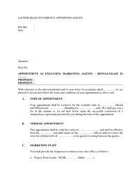 Teacher And Principal Appointments In Primary Schools Letters Of